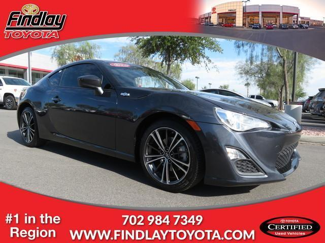 2016 Scion FR-S Base 2dr Coupe 6A