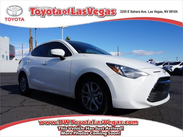 2016 Scion iA Base 4dr Sedan 6A