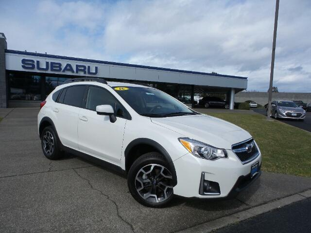 2016 subaru crosstrek premium awd premium 4dr crossover cvt for sale in medford. Black Bedroom Furniture Sets. Home Design Ideas