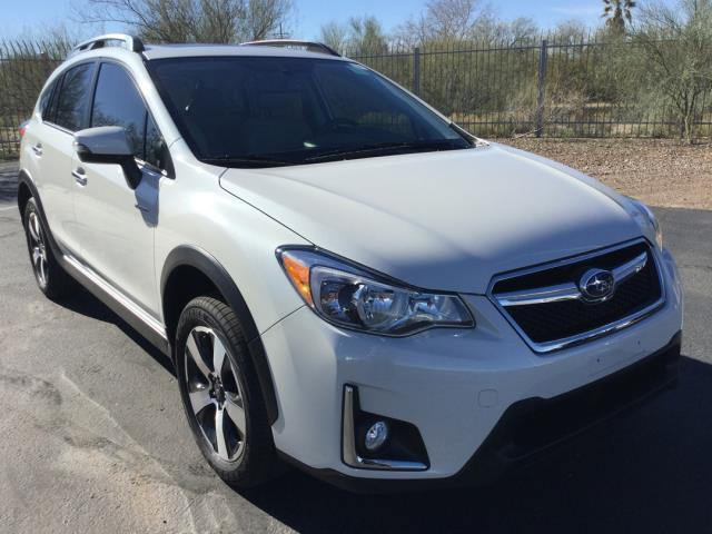 2016 subaru crosstrek hybrid touring awd hybrid touring 4dr crossover for sale in tucson. Black Bedroom Furniture Sets. Home Design Ideas