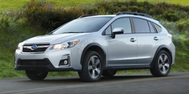 2016 Subaru Crosstrek Hybrid Touring AWD Hybrid Touring