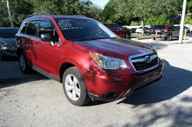 2016 subaru forester awd 4dr wagon cvt for sale in pompano beach florida classified. Black Bedroom Furniture Sets. Home Design Ideas