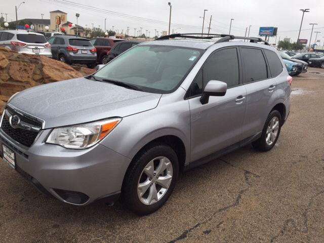 2016 subaru forester premium awd premium 4dr wagon cvt for sale in midland texas. Black Bedroom Furniture Sets. Home Design Ideas