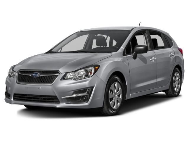 2016 Subaru Impreza 2.0i Premium AWD 2.0i Premium 4dr