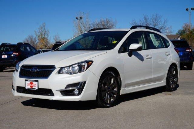 2016 subaru impreza sport premium awd sport. Black Bedroom Furniture Sets. Home Design Ideas