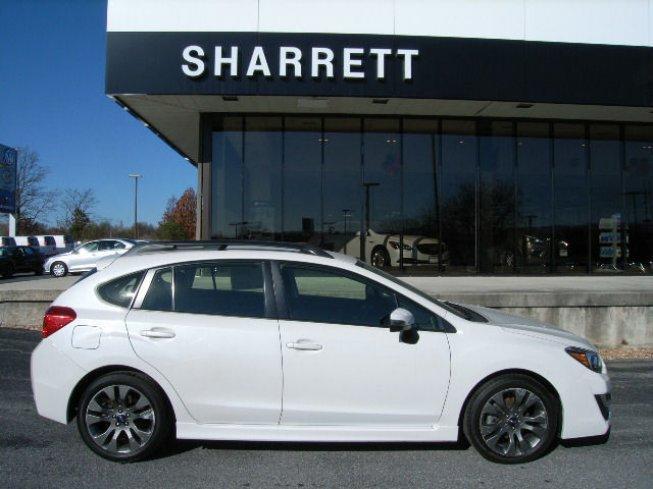 2016 Subaru Impreza 2 0i Sport Premium Hatchback For In Hagerstown Maryland