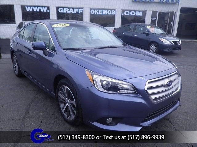 2016 subaru legacy limited awd limited 4dr sedan for sale in okemos michigan. Black Bedroom Furniture Sets. Home Design Ideas