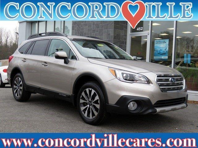 2016 subaru outback limited awd limited 4dr wagon for sale in glen mills pennsylvania. Black Bedroom Furniture Sets. Home Design Ideas