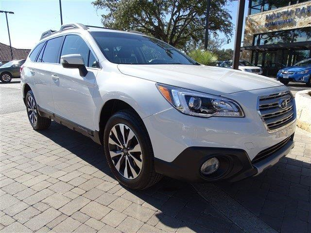 2016 subaru outback limited awd limited 4dr wagon for sale in san antonio texas. Black Bedroom Furniture Sets. Home Design Ideas