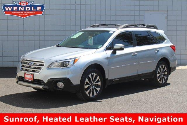 2016 subaru outback limited awd limited 4dr wagon for sale in spokane washington. Black Bedroom Furniture Sets. Home Design Ideas