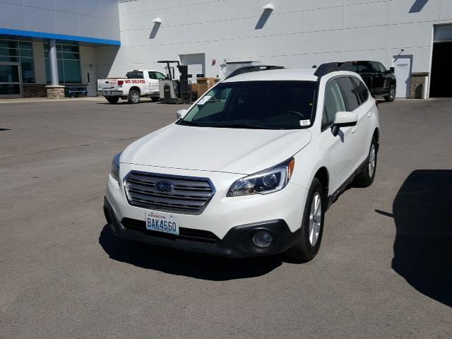2016 subaru outback premium awd premium 4dr wagon for sale in evergreen montana. Black Bedroom Furniture Sets. Home Design Ideas
