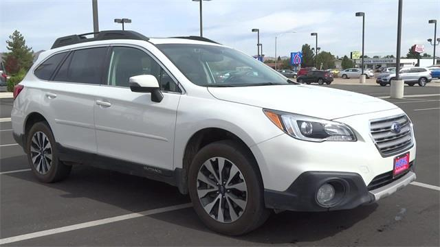 2016 subaru outback 3 6r limited awd 3 6r limited 4dr wagon for sale in carson city nevada. Black Bedroom Furniture Sets. Home Design Ideas