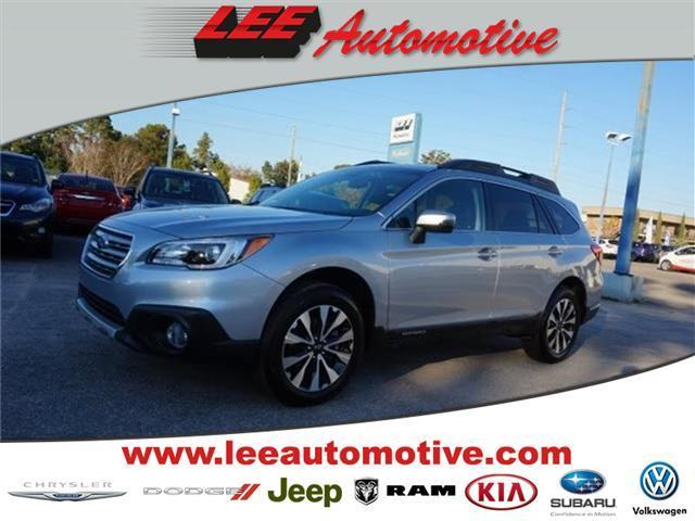 2016 Subaru Outback 3.6R Limited AWD 3.6R Limited 4dr