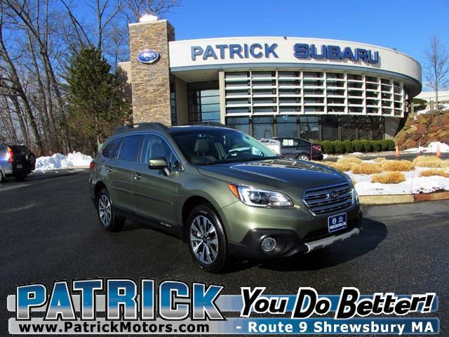 2016 subaru outback 3 6r limited awd 3 6r limited 4dr wagon for sale in edgemere massachusetts. Black Bedroom Furniture Sets. Home Design Ideas
