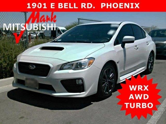 2016 Subaru WRX Base AWD 4dr Sedan