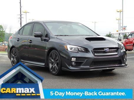2016 subaru wrx limited awd limited 4dr sedan cvt for sale in knoxville tennessee classified. Black Bedroom Furniture Sets. Home Design Ideas
