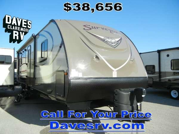 2016 Surveyor 32rkds For Sale In Claremore Oklahoma