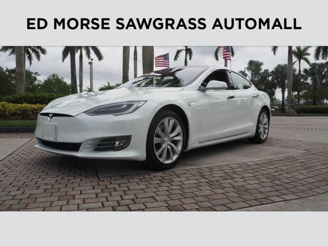 2016 Tesla Model S 70 4dr Liftback For In Fort Lauderdale Florida