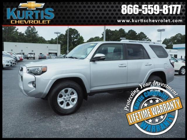 2016 toyota 4runner limited 4x2 limited 4dr suv for sale in morehead city north carolina. Black Bedroom Furniture Sets. Home Design Ideas