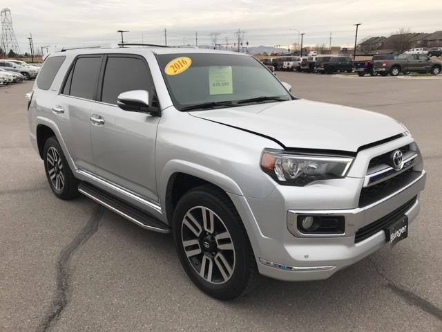 2016 toyota 4runner limited awd limited 4dr suv for sale in evergreen montana classified. Black Bedroom Furniture Sets. Home Design Ideas