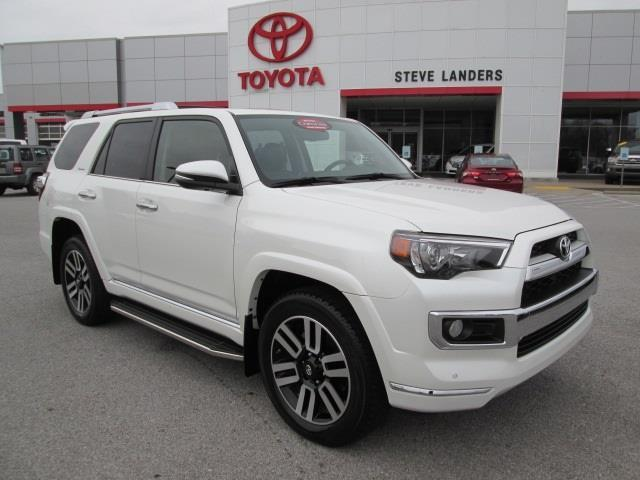 2016 Toyota 4Runner Limited AWD Limited 4dr SUV