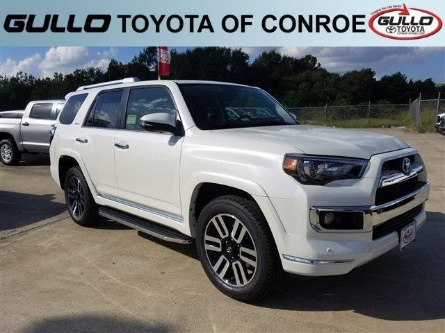 2016 toyota 4runner limited awd limited 4dr suv for sale in conroe texas classified. Black Bedroom Furniture Sets. Home Design Ideas