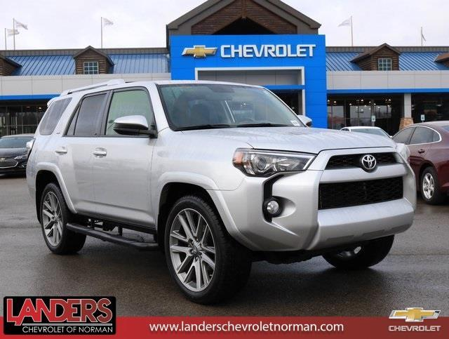 2016 toyota 4runner sr5 4x2 sr5 4dr suv for sale in norman oklahoma classified. Black Bedroom Furniture Sets. Home Design Ideas