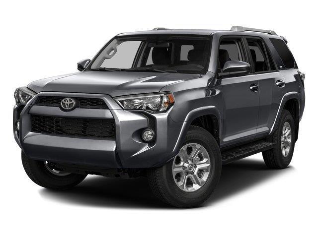 2016 Toyota 4Runner SR5 4x4 SR5 4dr SUV