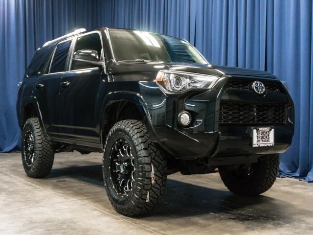 2016 4runner Lifted >> 2016 Toyota 4Runner SR5 4x4 SR5 4dr SUV for Sale in ...