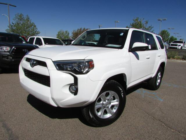 2016 toyota 4runner sr5 4x4 sr5 4dr suv for sale in albuquerque new mexico classified. Black Bedroom Furniture Sets. Home Design Ideas
