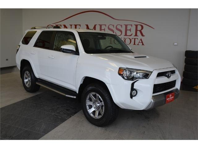 2016 toyota 4runner trail 4x4 trail 4dr suv for sale in lubbock texas classified. Black Bedroom Furniture Sets. Home Design Ideas