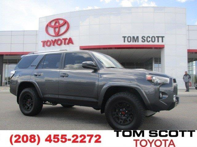 2016 toyota 4runner trd pro 4x4 trd pro 4dr suv for sale in nampa idaho classified. Black Bedroom Furniture Sets. Home Design Ideas