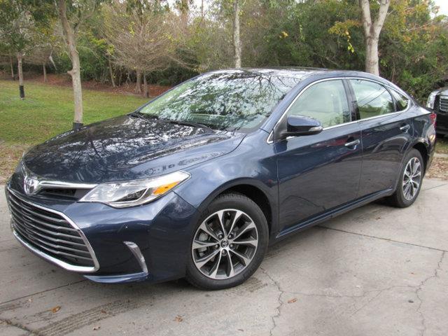 2016 Toyota Avalon XLE Premium XLE Premium 4dr Sedan