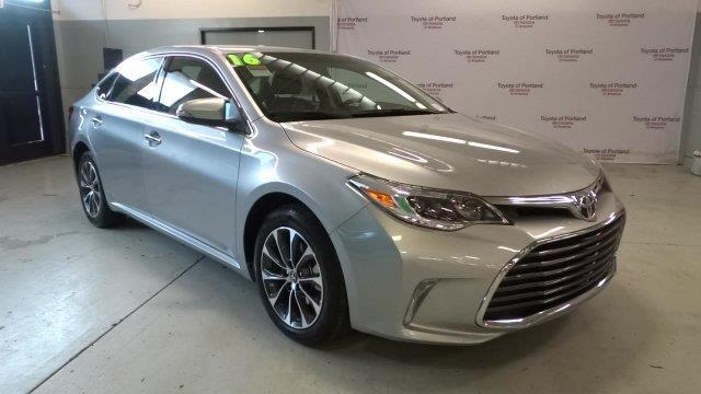 2016 Toyota Avalon XLE XLE 4dr Sedan