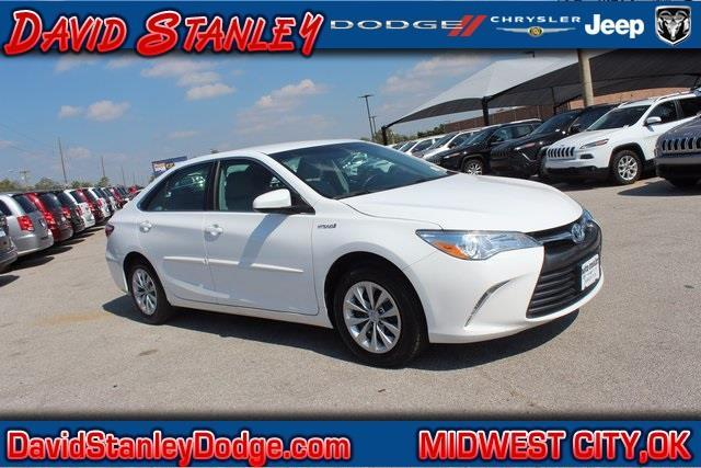 2016 toyota camry hybrid le le 4dr sedan for sale in oklahoma city oklahoma classified. Black Bedroom Furniture Sets. Home Design Ideas