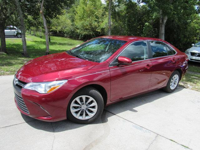 2016 toyota camry le le 4dr sedan for sale in gainesville florida classified. Black Bedroom Furniture Sets. Home Design Ideas