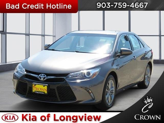 2016 toyota camry se se 4dr sedan for sale in longview texas classified. Black Bedroom Furniture Sets. Home Design Ideas