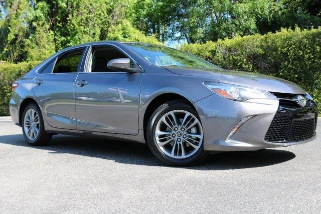 2016 Toyota Camry Se Se 4dr Sedan For Sale In Homosassa