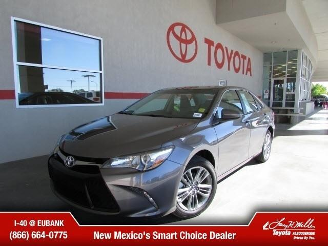 2016 toyota camry se se 4dr sedan for sale in albuquerque new mexico classified. Black Bedroom Furniture Sets. Home Design Ideas