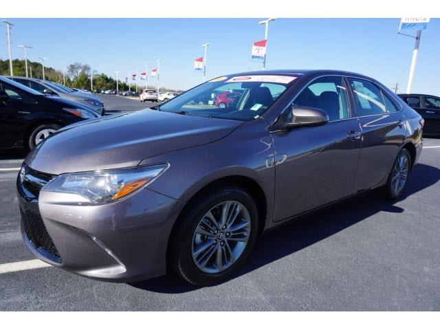 2016 toyota camry se se 4dr sedan for sale in macon georgia classified. Black Bedroom Furniture Sets. Home Design Ideas