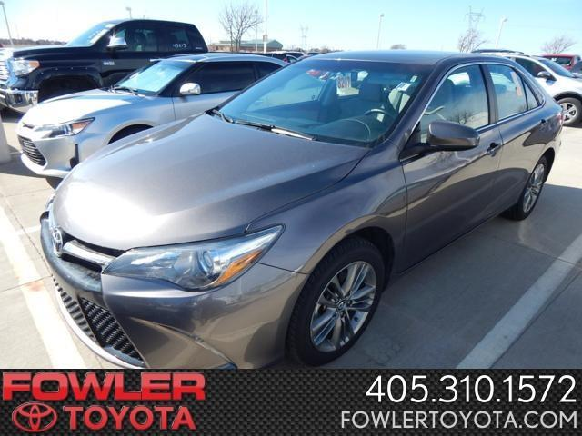 2016 toyota camry se se 4dr sedan for sale in norman oklahoma classified. Black Bedroom Furniture Sets. Home Design Ideas