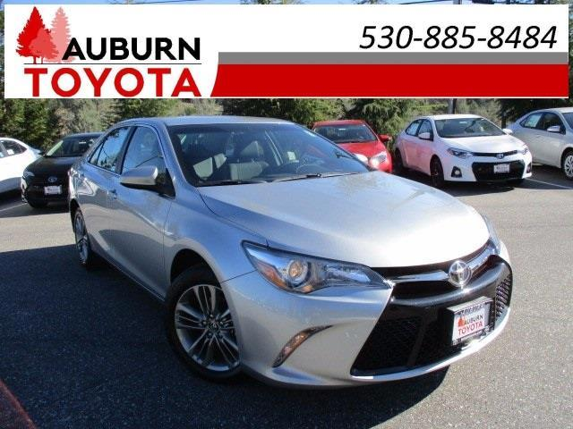 2016 toyota camry se se 4dr sedan for sale in auburn california classified. Black Bedroom Furniture Sets. Home Design Ideas