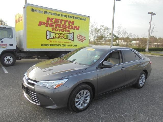 2016 toyota camry se se 4dr sedan for sale in jacksonville florida classified. Black Bedroom Furniture Sets. Home Design Ideas