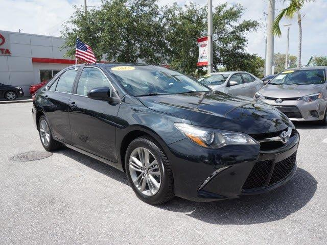 2016 toyota camry se se 4dr sedan for sale in fort lauderdale florida classified. Black Bedroom Furniture Sets. Home Design Ideas
