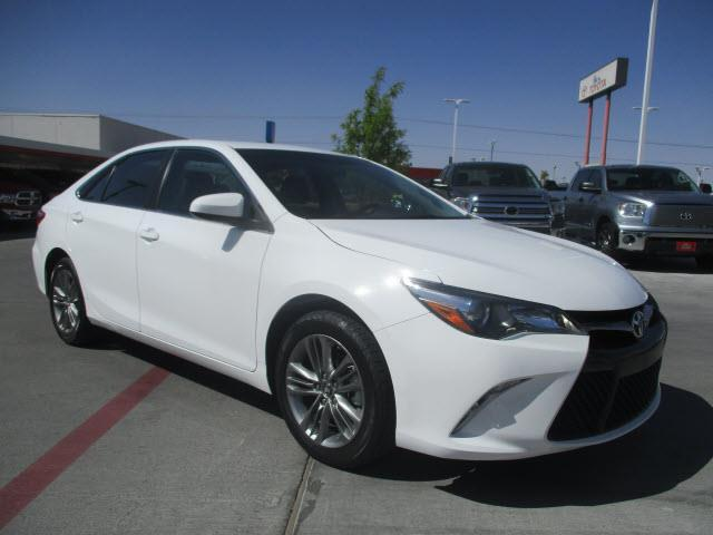 2016 toyota camry se se 4dr sedan for sale in el paso texas classified. Black Bedroom Furniture Sets. Home Design Ideas