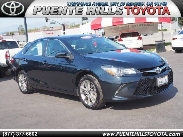 2016 toyota camry se se 4dr sedan for sale in city of industry california classified. Black Bedroom Furniture Sets. Home Design Ideas