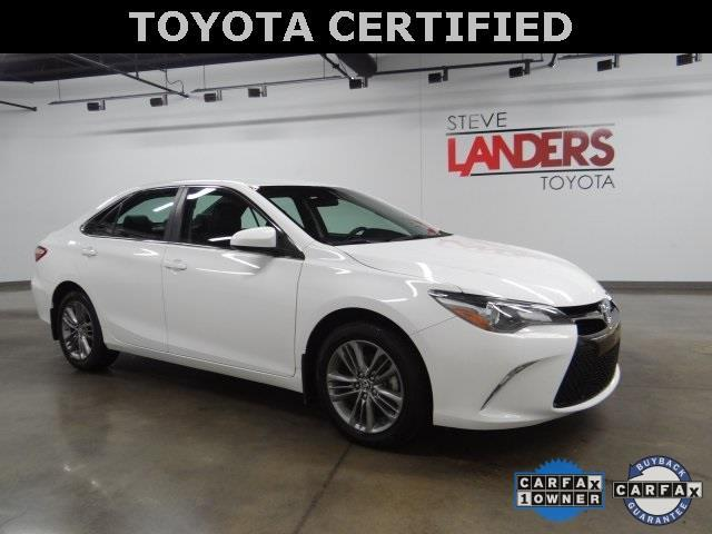 2016 toyota camry se se 4dr sedan for sale in little rock arkansas classified. Black Bedroom Furniture Sets. Home Design Ideas