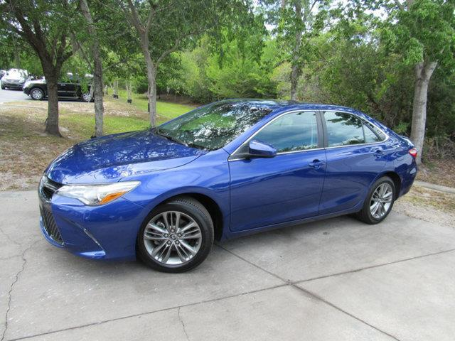 2016 toyota camry se se 4dr sedan for sale in gainesville florida classified. Black Bedroom Furniture Sets. Home Design Ideas