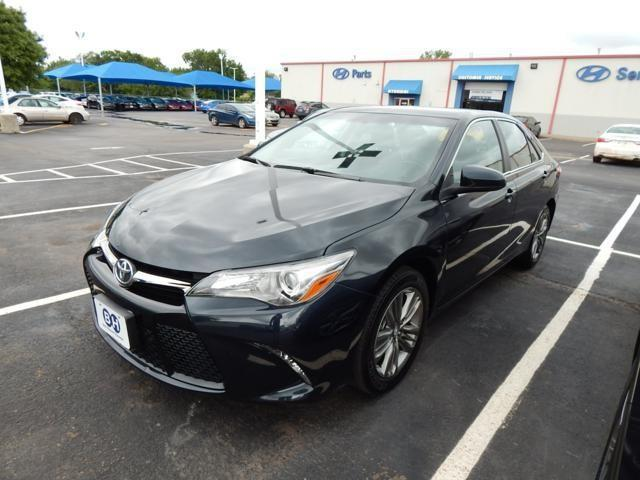 2016 toyota camry se se 4dr sedan for sale in oklahoma city oklahoma classified. Black Bedroom Furniture Sets. Home Design Ideas