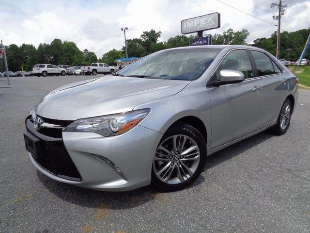 2016 toyota camry se se 4dr sedan for sale in greensboro north carolina classified. Black Bedroom Furniture Sets. Home Design Ideas